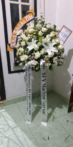 Standing Flower Lampung